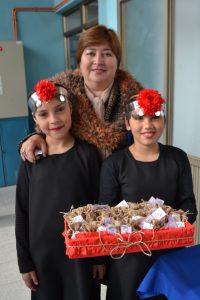 marce y niñitas mapuches