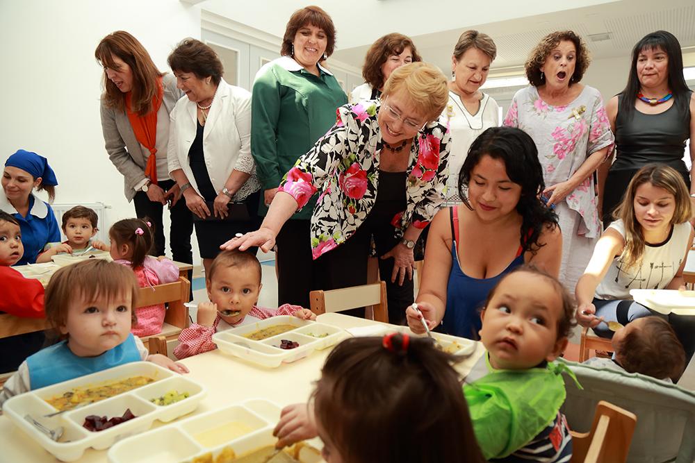 Junji lanza campa a nacional de inscripci n vamos al for Postulacion jardin junji 2016